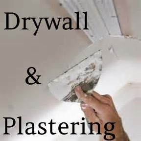 D.F. Painting takes care of drywall and plastering projects